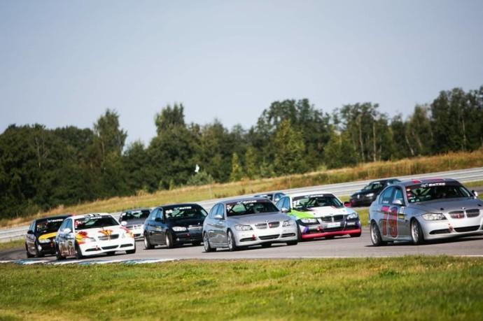 BMW automobilių lenktynių serija