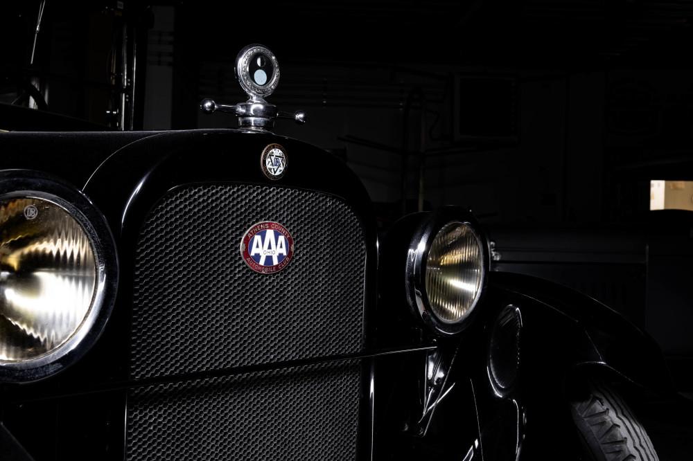 Automobilizmo istorijos dalis