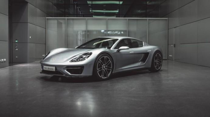 Porsche 960 Turismo