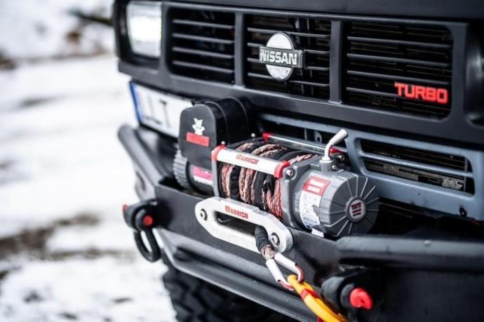 """Automanų skelbimai: Bekelei skirtas """"Nissan Patrol"""""""