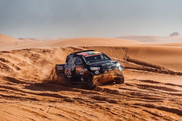 Dakaro ralis 2021