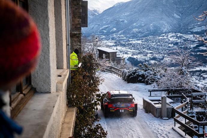 Monte Karlo ralis 2021