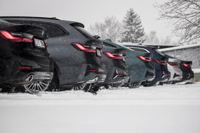 Medikų kelionėms karantino metu – BMW automobiliai
