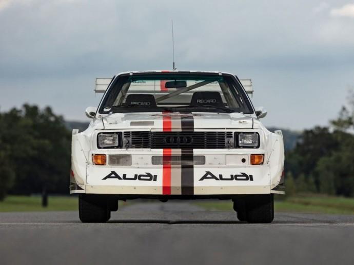 Audi Sport Quattro S1 (1995)