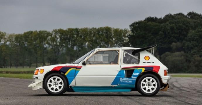 Peugeot 205 Turbo 16 Evolution 2 (1989)