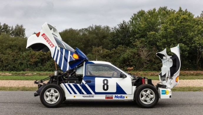 Ford RS200 (1995)