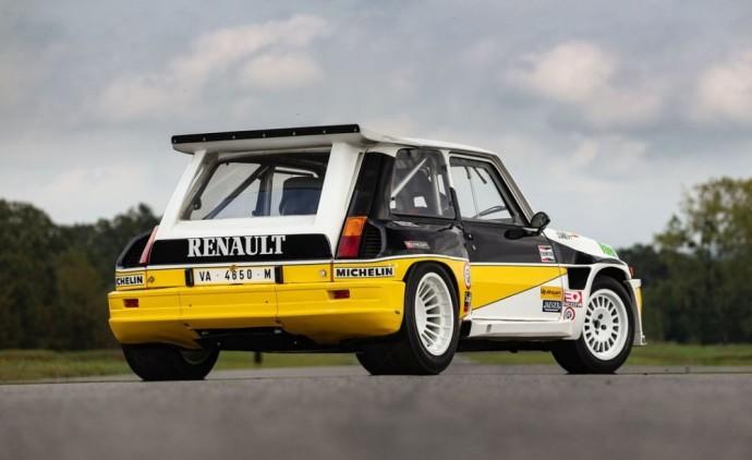 Renault 5 Maxi Turbo (1989)