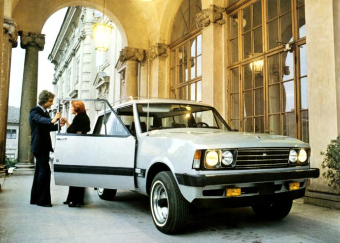 Monteverdi Safari 3-Türen von Fissore