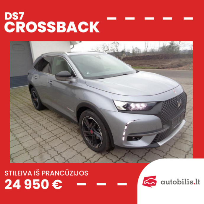 Citroen DS7 Crossback