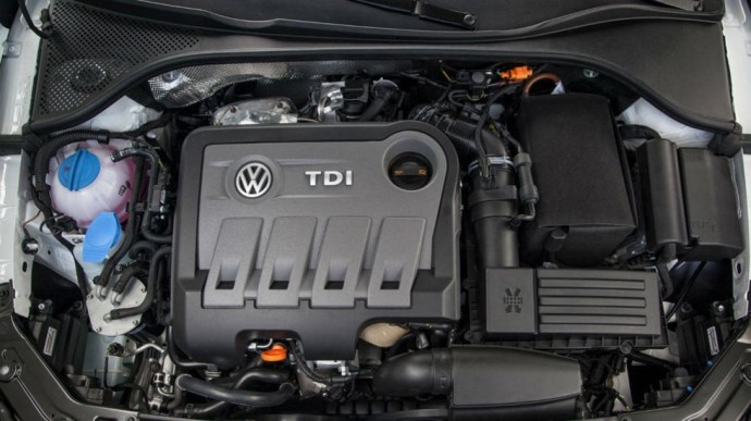 Volkswagen TDI variklis