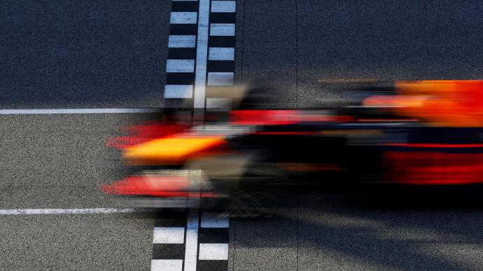 Alexander Albon / Red Bull