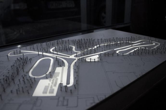 Automobilių sporto komplekso viziją Šiauliuose