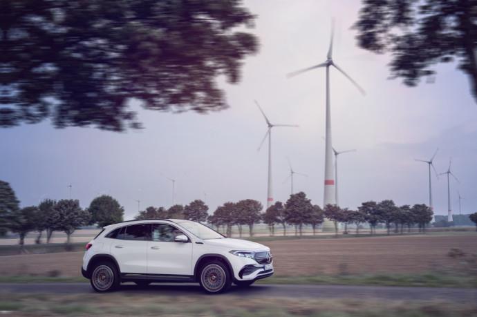 Mercedes-EQ, EQA 250, Edition 1
