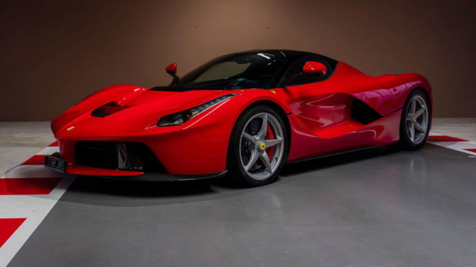 Ferrari La'Ferrari