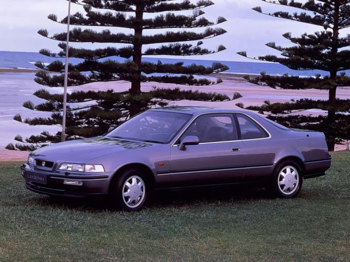 Honda Legend kupė