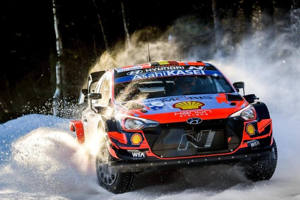 """Lietuviai debiutavo """"WRC3"""" klasėje"""