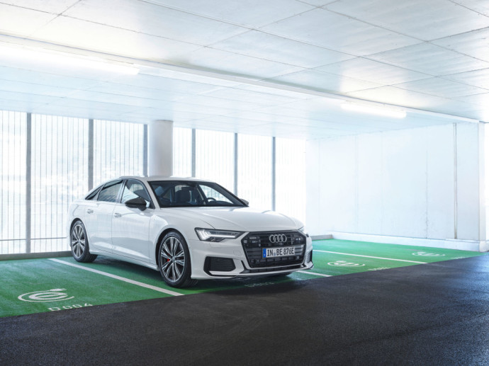 Hibridinis Audi A6