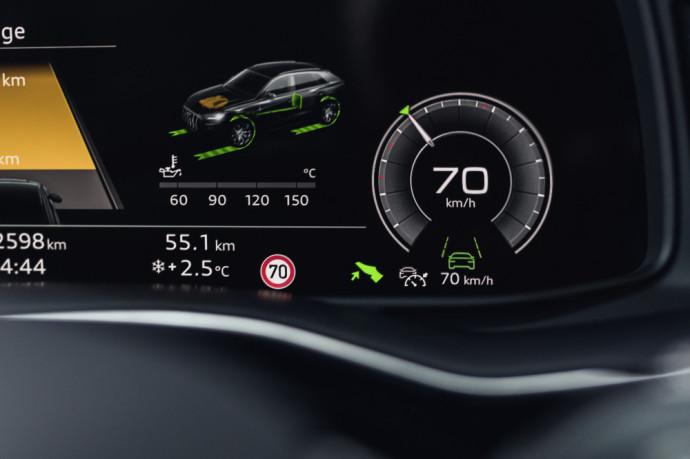 Hibridinis Audi Q8 60 TFSI e quattro