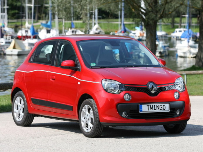 Used Renault Twingo III review