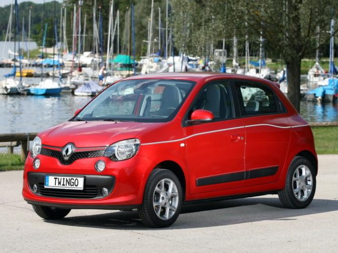 Used Renault Twingo III review