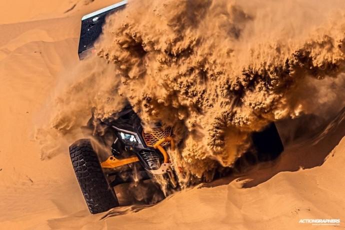 """Dalius Olechnavičius ir Aidas Bubinas bus pirmieji lietuviai, dalyvausiantys Dakaro ralio """"Side by Side"""" bagių kategorijoje"""