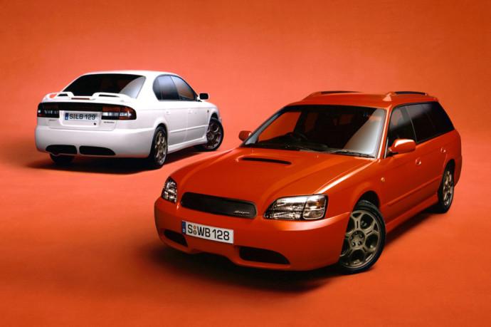 Subaru Legacy Blitzen