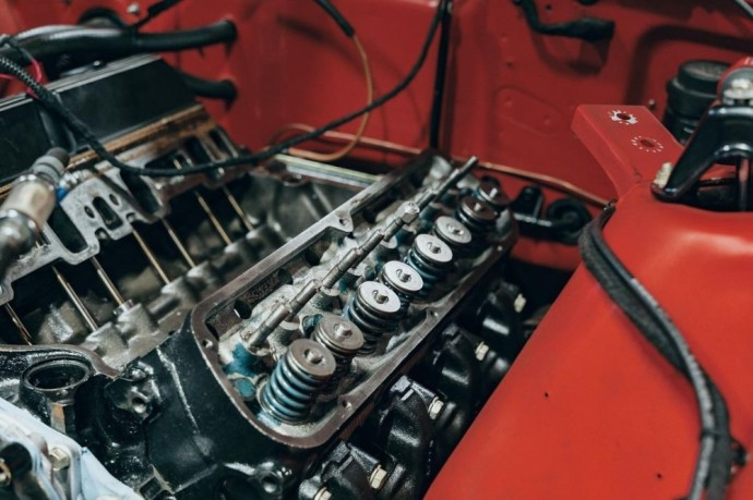 Classic Car Loft dirbtuvės