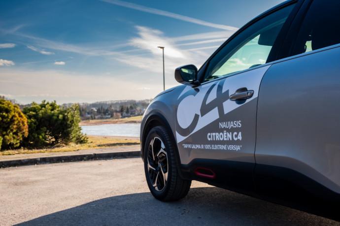 Citroen C4 hatchback review