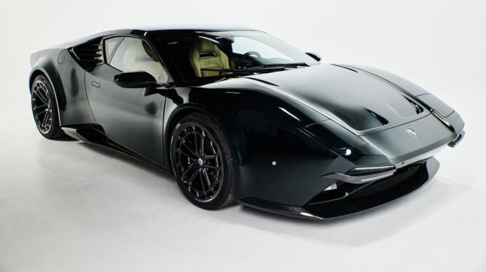 """""""De Tomaso Pantera"""" atgimė: """"Ares Design"""" sukūrė nuostabią kopiją"""