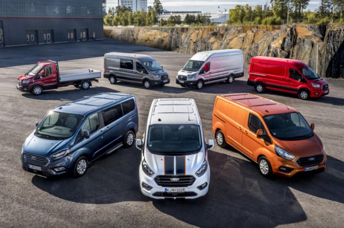 Ford Tourneo / Transit Custom, Ford Transit