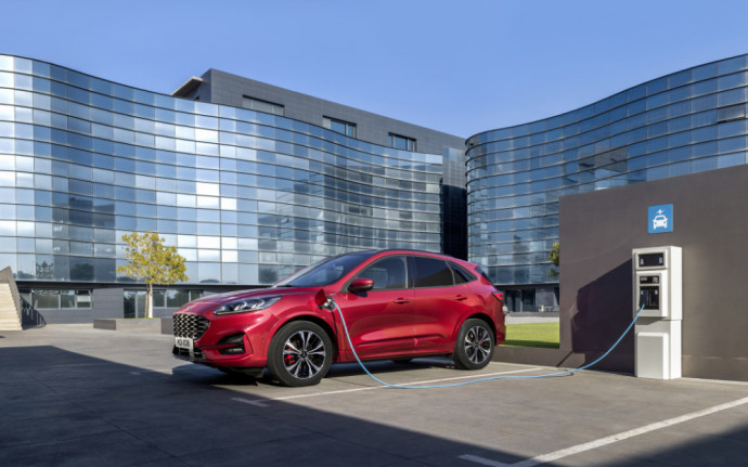 Ford Kuga ST-Line X Plug-In Hybrid