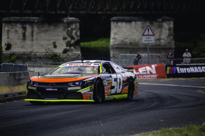 Europietiškas NASCAR bolidas