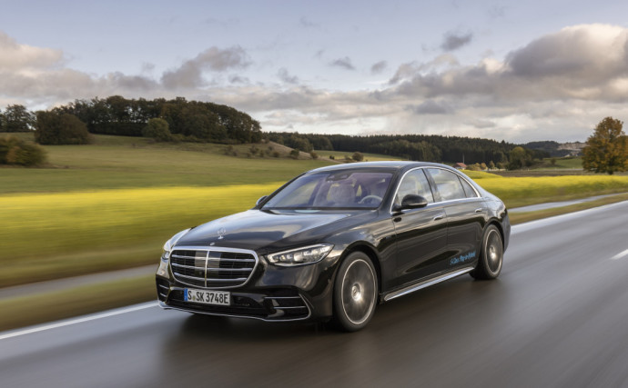 Mercedes-Benz S-Klasse Plug-in-Hybrid
