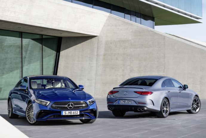 Mercedes-AMG CLS 53 4MATIC+