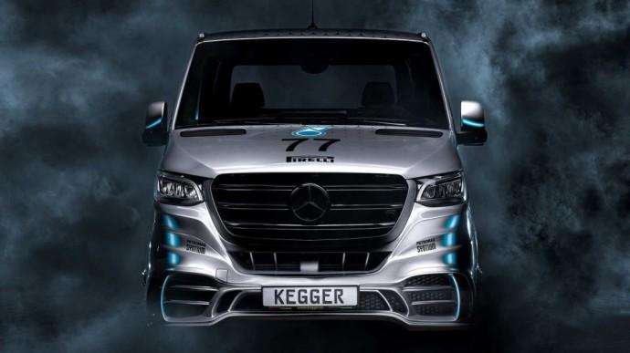 Kegger Mercedes-Benz