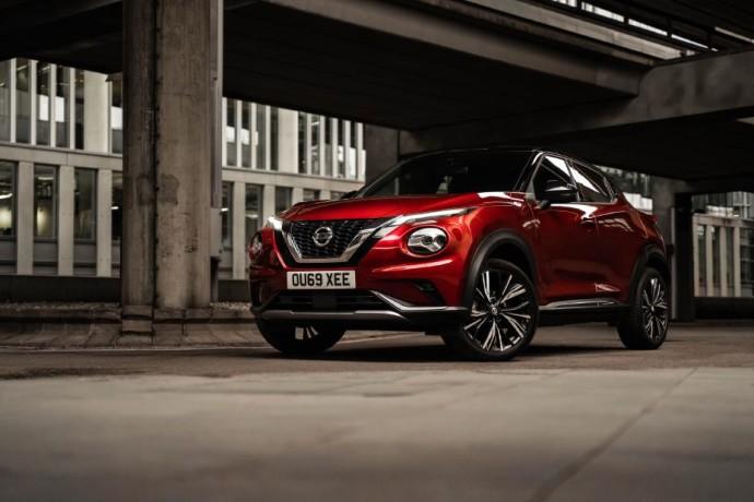 Nissan Juke dizainerės
