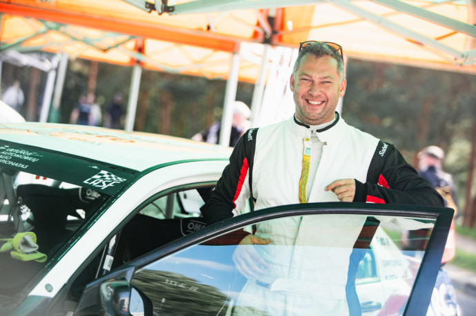 Ignalina Rally Cup organizatorius