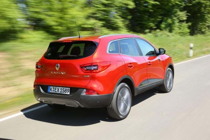 """Išsami naudoto """"Renault Kadjar"""" visureigio apžvalga, kuris gali tapti gundančia alternatyva """"Volkswagen Tiguan"""" ar """"Nissan Qashqai""""."""