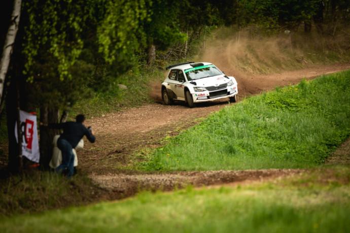 """Šeštadienį, gegužės 22 dieną """"Rally Cup Ignalina"""" ralio varžybos atidarė Lietuvos ralio sezoną"""