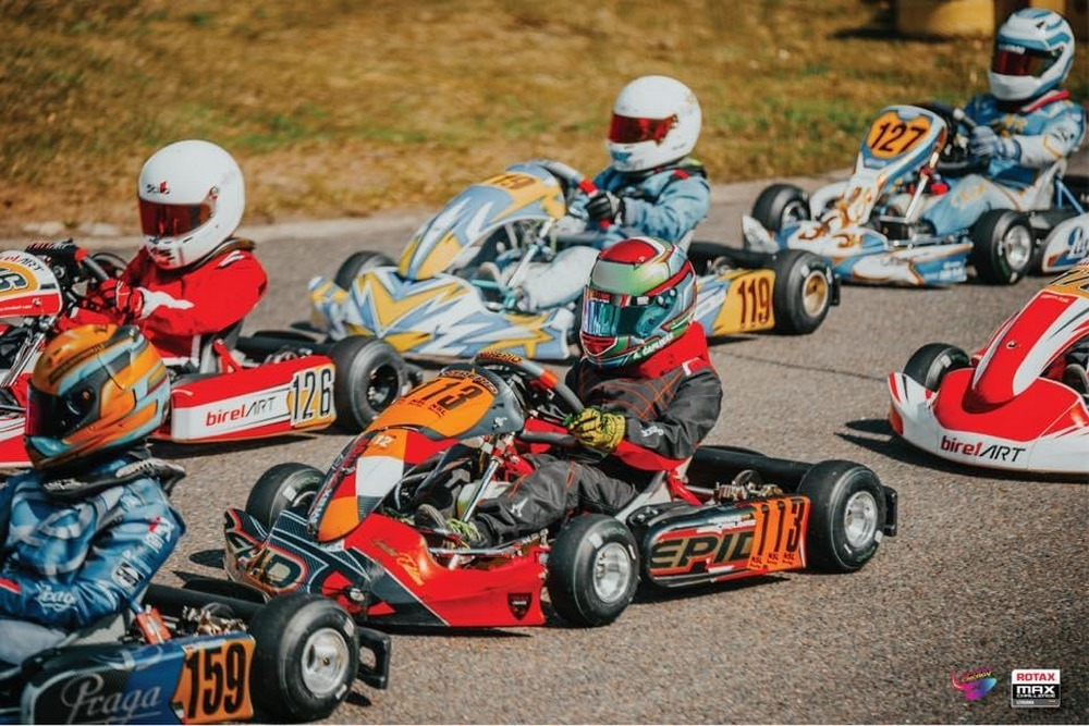 """Rotax Max Challenge"" Lietuvoje"