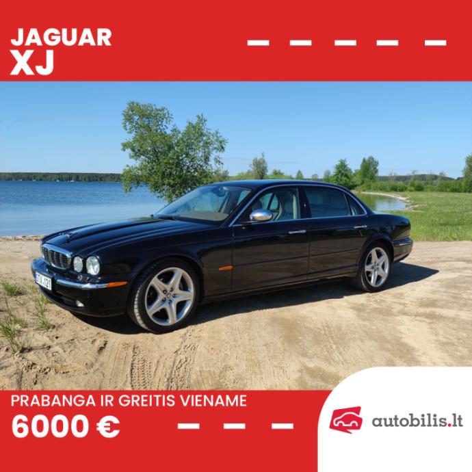 """Automanų skelbimai: Pamirškite BMW – jums reikia šio """"Jaguar"""""""