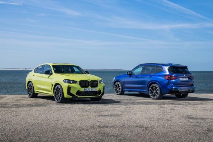 """Europoje """"X3"""" ir """"X4"""" premjera įvyks rugsėjo vyksiančioje Miuncheno parodoje, netrukus po to jie pasirodys ir BMW salonuose Lietuvoje."""