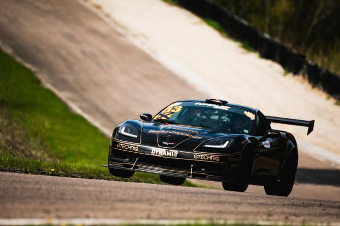 """""""Dynami:t Energy Racing"""" komanda šiemet antrą kartą bandys užkariauti šią trasą """"Porsche 911 GT3 Cup"""" automobiliu."""