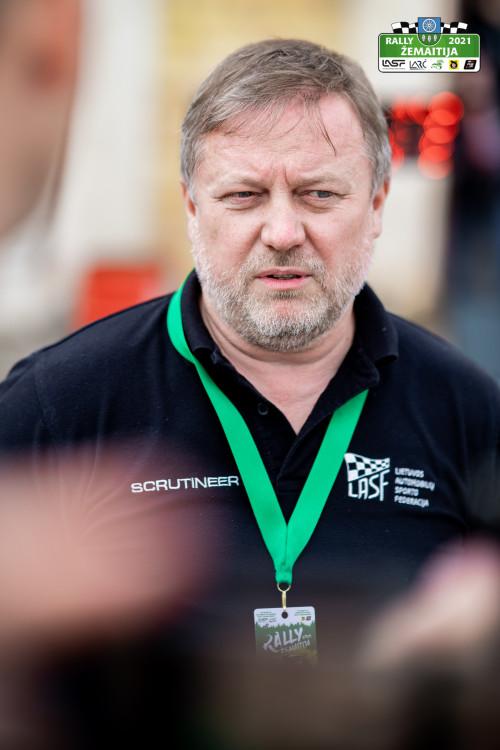 """""""Rally Žemaitija"""" jau gali pasidžiaugti pagerinęs mažiausiai vieną rekordą: nuo pat Nepriklausomybės atgavimo nei viename Lietuvos ralio čempionato etape nėra startavę daugiau sportininkų"""