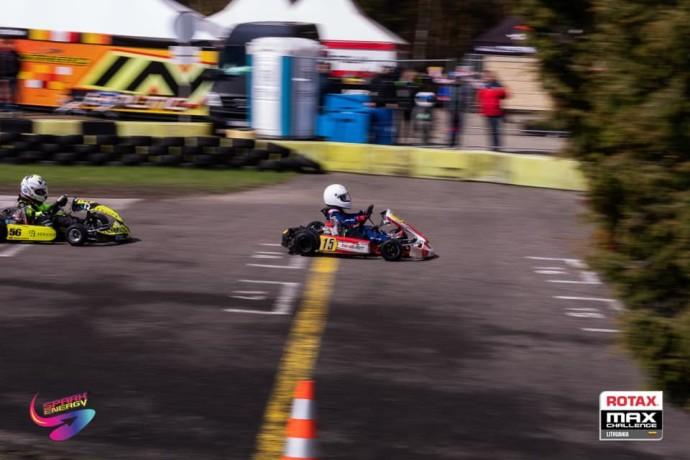 "Anykščių kartodrome vyks antrosios ""Rotax Max Lithuania Challenge powered by Spark Energy"" (toliau – ""RMC LT by Spark Energy"") kartingo varžybos."