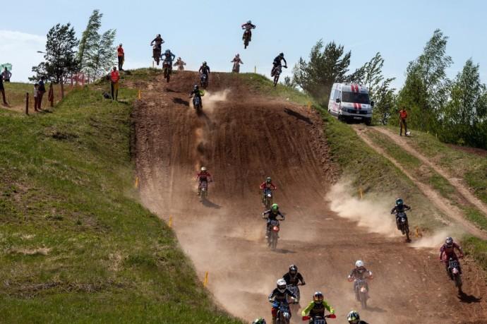 Savaitgalį Šiauliai taps Europos motosporto centru