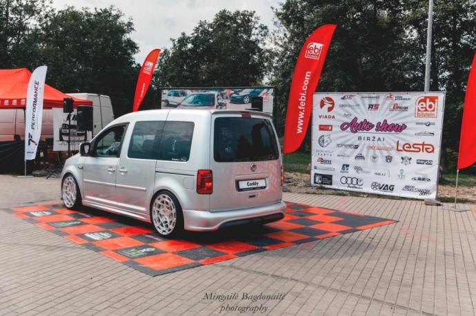 """""""Febi Auto Show Biržai"""" parodoje – išskirtinių automobilių būrys"""