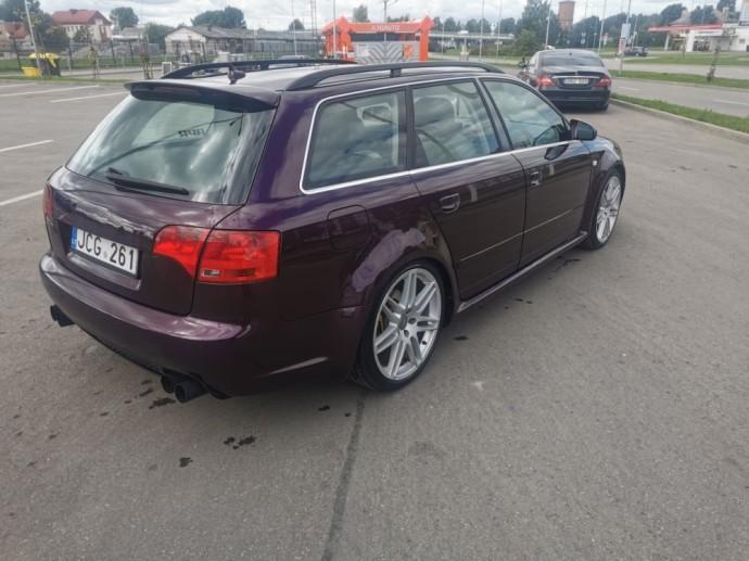 """Automanų skelbimai: Atrodo kaip """"Audi RS4"""", degalus vartoja kaip ekonomiškas TDI"""