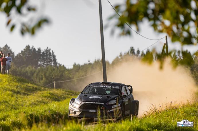 """""""Kuusamet Group Rally Elektrėnai 2021"""": Kaip Vaidotas Žala sukūrė dviejų milimetrų stebuklą?"""