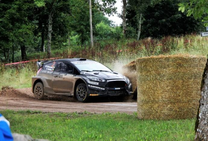 """""""Kuusamet group Rally Elektrėnai"""" lenktynėse – galios žaidimai"""